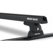 Kit de guias RHINO-RACK para Ford Ranger desde 12 Doble Cabina SIN raíles de fabrica