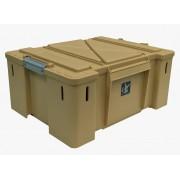 Caja transporte Nomad Fox - arena