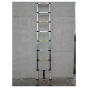 Escalera telescópica aluminio BULLFACE