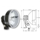 Faro Largo alcance de Lightforce  170mm