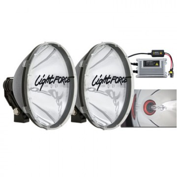 Faro Largo alcance de Lightforce 240mm blitz HID 50W