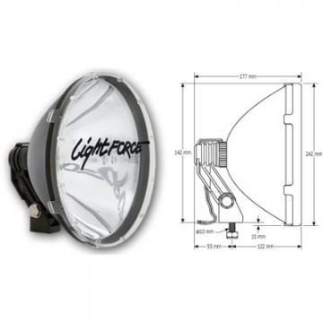 Faro Largo alcance de Lightforce blitz 240mm 100w xenon