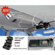 Consola de techo longitudinal de Outback Products para Isuzu D-max DC