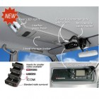 Consola de techo longitudinal de Outback Products para Marza / Ford Ranger SC BT50
