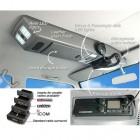 Consola de techo longitudinal de Outback Products para Mitsubishi L200 DC+06