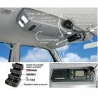 Consola de techo longitudinal de Outback Products para Nissan Patrol Y61