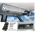 Consola de techo longitudinal de Outback Products para Nissan Navara D22