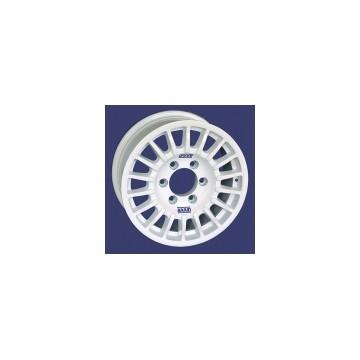 "LLanta BRAID Winrace T 4x4 Monoblock 7""x16"" blanca"
