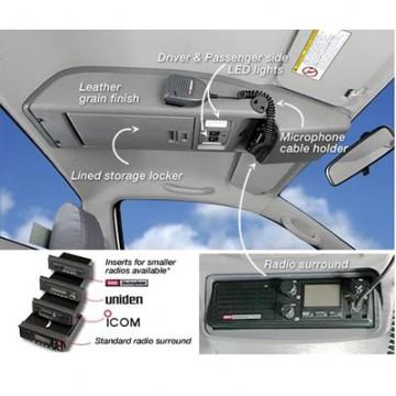 Consola de techo longitudinal de Outback Products para Toyota Hilux Vigo SC