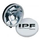 Faro Largo alcance de IPF Hybrid Light set 55W (Luz corta+larga) Redondo 55W