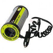 Convertidor corriente 12 / 220v. 150 w.