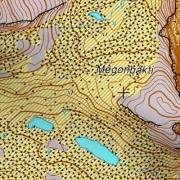Mapas Topo: Finlandia Topo 1:50.000