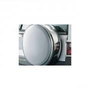 Cubre rueda inox. completa 215-70R16 / 215-75R15