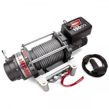 Cabrestante WARN M15000/24v - 6818kg