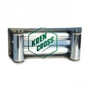 Guía de rodillos Inox para winch 15000-17500