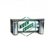 Guía de rodillos Inox para winch 5000