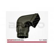 "Cabeza standard 77mm (3"") BRAVO"