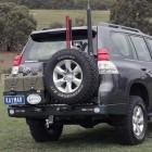 Soporte de rueda izquierda Kaymar para  Toyota KDJ 150 después de Junio 2011