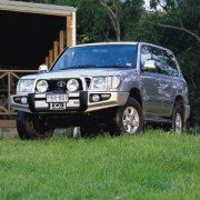 Defensa Delantera Sahara ARB para Toyota HDJ100