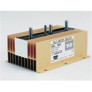 Isolator o discriminador de corriente para 2 baterias (95 amp)