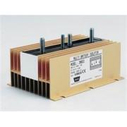Isolator o discriminador de corriente para 2 baterias (120 amp)