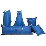 Depósito agua flexible 1400x330x160mm Universal