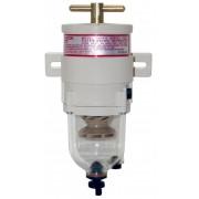 Pre-filtro Gasoil Raccor .Decantación de centrifugado grande