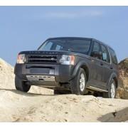 Protector Diferencial Trasero Duraluminio 6mm ASFIR para Land Rover Discovery III