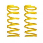 Pareja muelles traseros HD King Springs para Toyota Land Cruiser 200