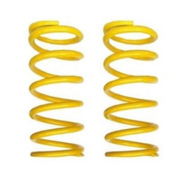 Pareja muelles traseros HD King Spring Isuzu Trooper +92