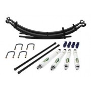 Kit Completo de Suspensión Performance c/ Nitro Gas IRONMAN para Ford Ranger