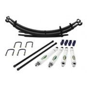 Kit Completo de Suspensión Performance c/ Nitro Gas IRONMAN para Ford Ranger