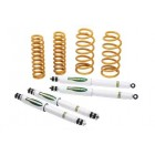 Kit Completo de Suspensión Constant Load c/ Nitro Gas IRONMAN para Land Rover Defender 110