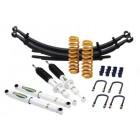Kit Completo de Suspensión Constant Load c/ Nitro Gas IRONMAN para Mitsubishi L200
