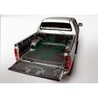Bedliner LINE XTRAS para Nissan Navara D40 DC Doble Cabina  Sin Bordes