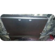 Protector Diferencial Trasero Duraluminio 6mm ALMONT4WD para Land Rover Discovery 3