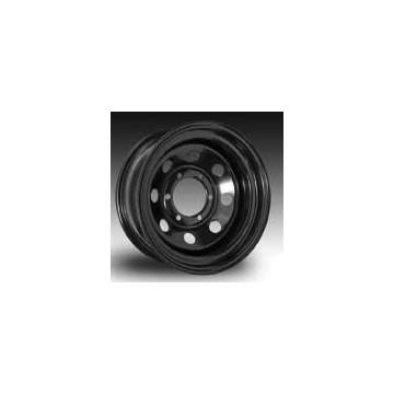 "llanta acero negra modular-s 10x15"" et -44 para jeep pdc 5x114,3"