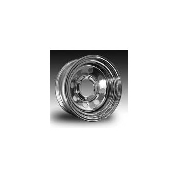 "llanta acero cromada modular-s 8x16"" et -25 para jeep pdc 5x114,3"
