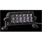 """Faro E-series. 2 filas de LED 6"""" (15cm). 12 LED (2370 lumens). 12/24 v. Spot (HOM. CEE)"""