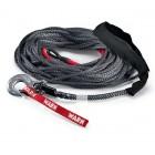 NUEVO Cable sintético WARN SPYDURA 9.5mm x 24m con gancho