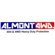 Paragolpes ARB 8mm ALMONT4WD para Nissan Patrol GR Y61