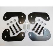 Casterplate Toughdog para Toyota HDJ80, HZJ105