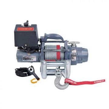Cabrestante Come-up DV-6000S/12v - 2722kg