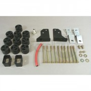 Kit body lift TRAIL MASTER para Wrangler YJ, +50mm