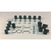 Kit body lift TRAIL MASTER para Suzuki Samurai SJ, +50mm