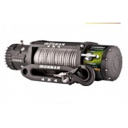 Cabrestante Eléctrico Monster 12000 libras con cable de plasma