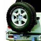 Soporte de rueda izquierda Kaymar para Ford / Mazda  Ranger / BT50 (pick up)
