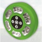 Luz IRONMAN para tienda o toldo de LED