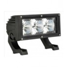 Faro luces LED luz expansión 3x10w 2700lum.
