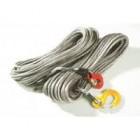 Cable sintético MARLOW con gancho competición 10mm x 25m